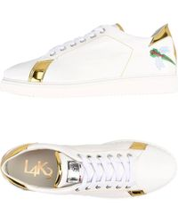 L4k3 - Low-tops & Trainers - Lyst