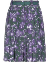 Flavio Castellani - Knee Length Skirts - Lyst