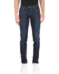 Gas - Denim Pants - Lyst