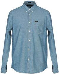 Lee Jeans - Denim Shirt - Lyst