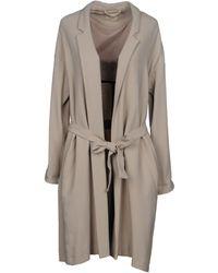 Attic And Barn - Overcoat - Lyst