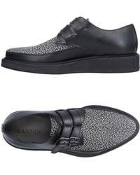 Lanvin - Loafers - Lyst