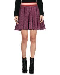 Maison Scotch - Mini Skirt - Lyst