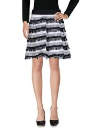 Space Style Concept | Knee Length Skirt | Lyst