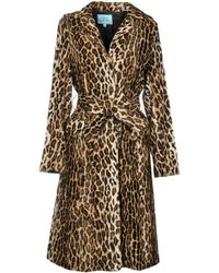 Guess - Faux Fur - Lyst