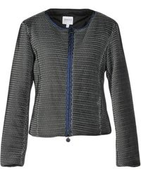 Armani - Synthetic Down Jackets - Lyst