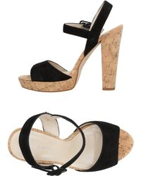 Karen Millen - Sandals - Lyst