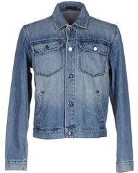 BLK DNM - Capospalla jeans - Lyst