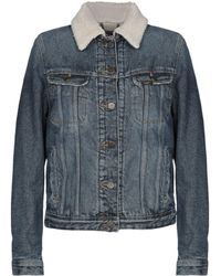 Lee Jeans - Denim Outerwear - Lyst