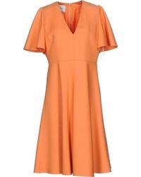 Valentino - Knee-length Dress - Lyst