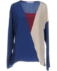 Silk And Cashmere - Blouse - Lyst