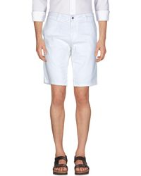 K-Way - Bermuda Shorts - Lyst