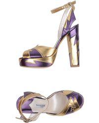 Terry De Havilland - Sandals - Lyst