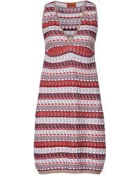Missoni - Short Dresses - Lyst
