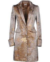 Philosophy di Alberta Ferretti - Overcoats - Lyst