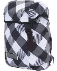 adidas By Stella McCartney - Checked Backpack - Lyst