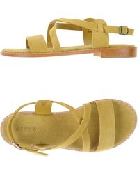Aspesi - Sandals - Lyst