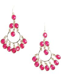 Isharya - Earrings - Lyst