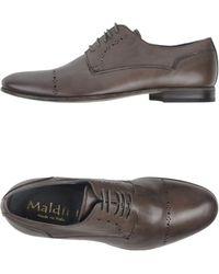 Maldini - Zapatos de cordones - Lyst