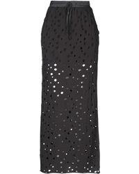 8pm - Long Skirt - Lyst