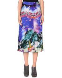 Manish Arora - 3/4 Length Skirt - Lyst