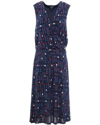 Armani Jeans - Knee-length Dress - Lyst