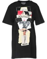 Boutique Moschino - T-shirts - Lyst