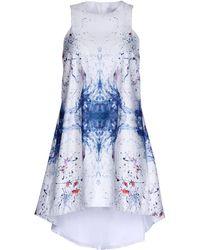 Violante Nessi - Short Dresses - Lyst