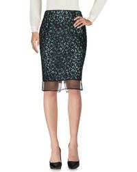Scee By Twin-set - Knee Length Skirt - Lyst