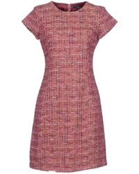 Brooks Brothers - Short Dress - Lyst