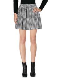 Goldie London - Mini Skirt - Lyst