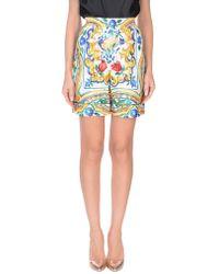Dolce & Gabbana - Bermuda Shorts - Lyst