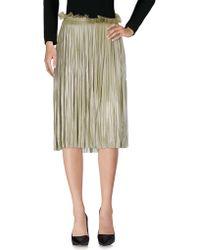 Maria Lucia Hohan - 3/4 Length Skirt - Lyst