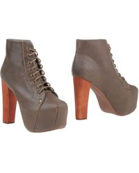 Jeffrey Campbell - Ankle Boots - Lyst