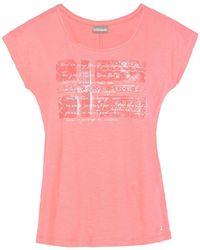 Napapijri - Short Sleeve T-shirt - Lyst
