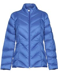 EA7 - Down Jacket - Lyst