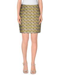 Roberto Collina - Knee Length Skirt - Lyst
