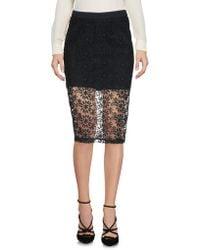 Jessica Simpson - 3/4 Length Skirt - Lyst