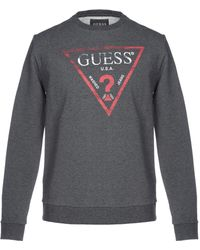 Guess - Sweatshirt - Lyst