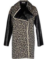 Bouchra Jarrar - Overcoat - Lyst