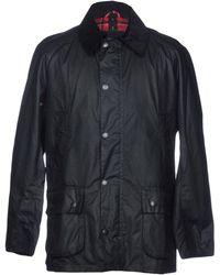Barbour - Overcoat - Lyst