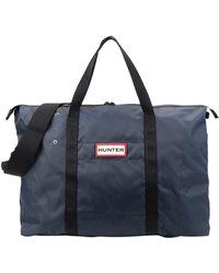 HUNTER Handtaschen - Blau