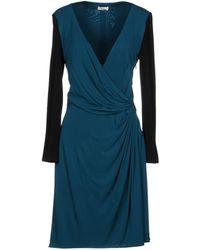 Issa - Short Dress - Lyst