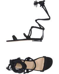 CARLA SAINT-BARTH - Sandals - Lyst