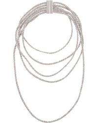 Fabiana Filippi - Necklace - Lyst