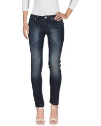 Dekker - Denim Trousers - Lyst