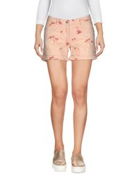 Maison Scotch - Denim Shorts - Lyst