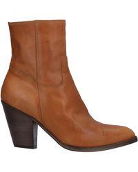 Duccio Del Duca - Ankle Boots - Lyst