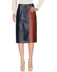 Space Style Concept - 3/4 Length Skirt - Lyst