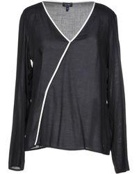Armani Jeans - Blouses - Lyst